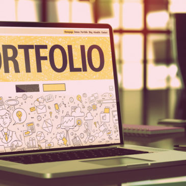 8 Tips for Building a Freelance Portfolio That's Stunning